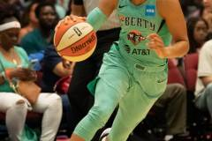 WNBA - New York Liberty 58 vs. Las Vegas Aces 90 (44)