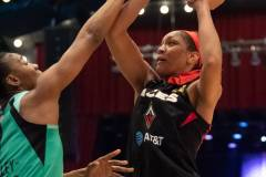 WNBA - New York Liberty 58 vs. Las Vegas Aces 90 (49)