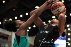 WNBA - New York Liberty 58 vs. Las Vegas Aces 90 (51)