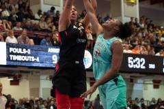 WNBA - New York Liberty 58 vs. Las Vegas Aces 90 (53)