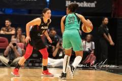 WNBA - New York Liberty 58 vs. Las Vegas Aces 90 (54)