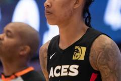 WNBA - New York Liberty 58 vs. Las Vegas Aces 90 (56)