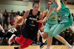WNBA - New York Liberty 58 vs. Las Vegas Aces 90 (57)