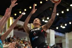 WNBA - New York Liberty 58 vs. Las Vegas Aces 90 (58)