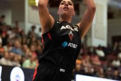 WNBA - New York Liberty 58 vs. Las Vegas Aces 90 (66)