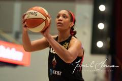 WNBA - New York Liberty 58 vs. Las Vegas Aces 90 (73)