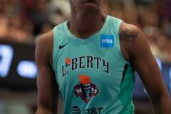 WNBA - New York Liberty 58 vs. Las Vegas Aces 90 (76)