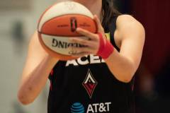 WNBA - New York Liberty 58 vs. Las Vegas Aces 90 (82)