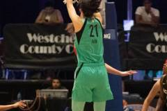 WNBA - New York Liberty 58 vs. Las Vegas Aces 90 (84)