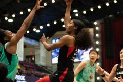 WNBA - New York Liberty 58 vs. Las Vegas Aces 90 (85)