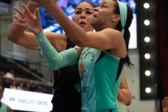 WNBA - New York Liberty 58 vs. Las Vegas Aces 90 (9)