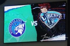 WNBA - New York Liberty 72 vs. Minnesota Lynx 78 (1)