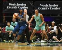 WNBA - New York Liberty 72 vs. Minnesota Lynx 78 (14)