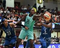 WNBA - New York Liberty 72 vs. Minnesota Lynx 78 (19)