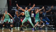 WNBA - New York Liberty 72 vs. Minnesota Lynx 78 (22)