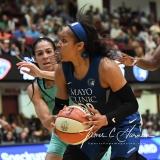 WNBA - New York Liberty 72 vs. Minnesota Lynx 78 (34)