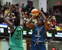WNBA - New York Liberty 72 vs. Minnesota Lynx 78 (36)
