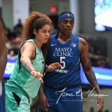 WNBA - New York Liberty 72 vs. Minnesota Lynx 78 (41)