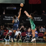 WNBA - New York Liberty 72 vs. Minnesota Lynx 78 (52)