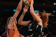 WNBA New York Liberty 74 vs. Phoenix Mercury 80 (10)