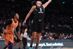 WNBA New York Liberty 74 vs. Phoenix Mercury 80 (11)