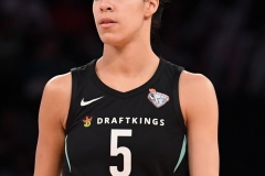 WNBA New York Liberty 74 vs. Phoenix Mercury 80 (15)