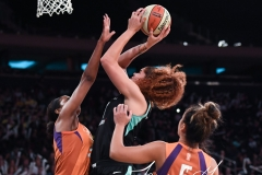 WNBA New York Liberty 74 vs. Phoenix Mercury 80 (18)
