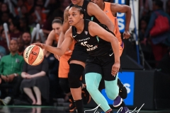WNBA New York Liberty 74 vs. Phoenix Mercury 80 (22)