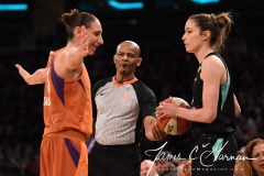 WNBA New York Liberty 74 vs. Phoenix Mercury 80 (25)