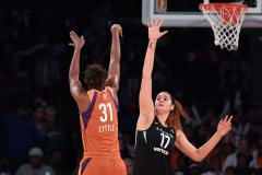 WNBA New York Liberty 74 vs. Phoenix Mercury 80 (29)