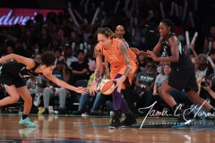 WNBA New York Liberty 74 vs. Phoenix Mercury 80 (31)