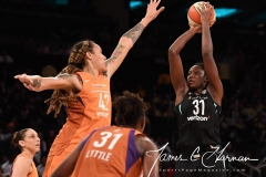 WNBA New York Liberty 74 vs. Phoenix Mercury 80 (33)