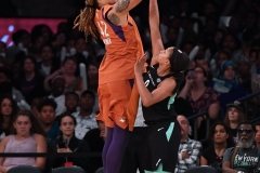 WNBA New York Liberty 74 vs. Phoenix Mercury 80 (34)