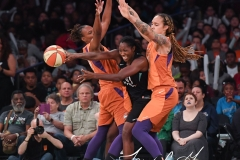 WNBA New York Liberty 74 vs. Phoenix Mercury 80 (38)
