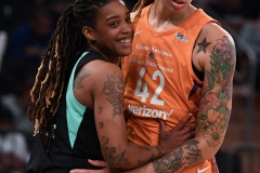 WNBA New York Liberty 74 vs. Phoenix Mercury 80 (39)