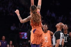 WNBA New York Liberty 74 vs. Phoenix Mercury 80 (4)