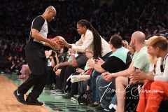 WNBA New York Liberty 74 vs. Phoenix Mercury 80 (40)