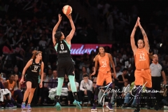 WNBA New York Liberty 74 vs. Phoenix Mercury 80 (41)