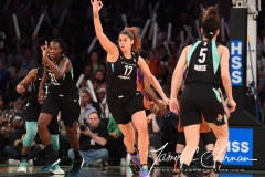 WNBA New York Liberty 74 vs. Phoenix Mercury 80 (42)