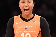 WNBA New York Liberty 74 vs. Phoenix Mercury 80 (46)