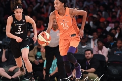 WNBA New York Liberty 74 vs. Phoenix Mercury 80 (48)