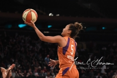 WNBA New York Liberty 74 vs. Phoenix Mercury 80 (52)