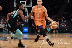 WNBA New York Liberty 74 vs. Phoenix Mercury 80 (53)