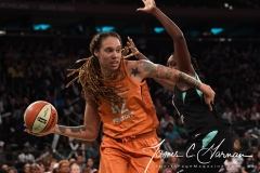 WNBA New York Liberty 74 vs. Phoenix Mercury 80 (59)