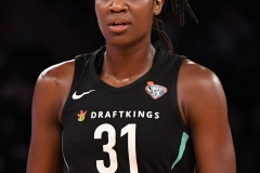 WNBA New York Liberty 74 vs. Phoenix Mercury 80 (60)