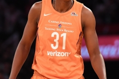 WNBA New York Liberty 74 vs. Phoenix Mercury 80 (61)