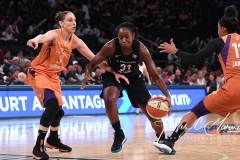 WNBA New York Liberty 74 vs. Phoenix Mercury 80 (9)