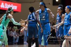 WNBA - New York Liberty 75 vs. Minnesota Lynx 69 (13)