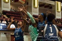WNBA - New York Liberty 75 vs. Minnesota Lynx 69 (15)