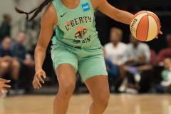 WNBA - New York Liberty 75 vs. Minnesota Lynx 69 (16)